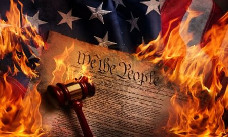 The only time liberals care about the constitution is when they are trying to change it to benefit their agenda.