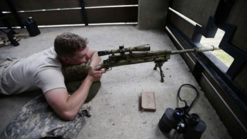 Sniper Takes Down 4 ISIS Terrorists, With Single Bullet