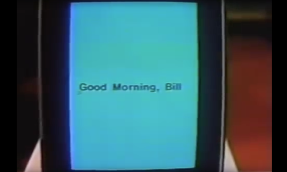 [VIDEO] 1972 Commercial Perfectly Predicts The Future Of Office Technology