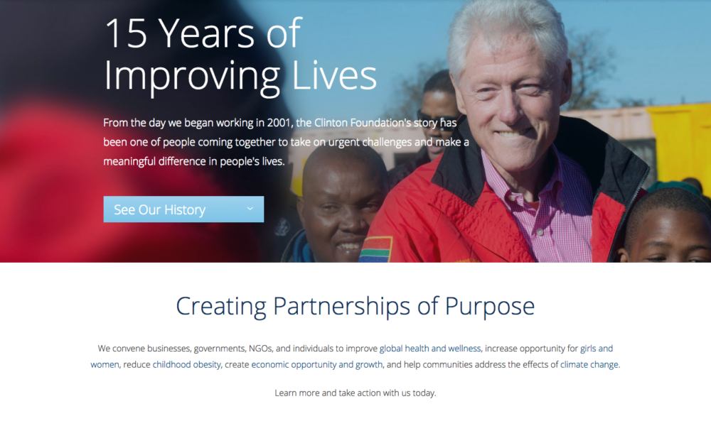 [VIDEO] Charity Fraud EXPOSED At Clinton Foundation