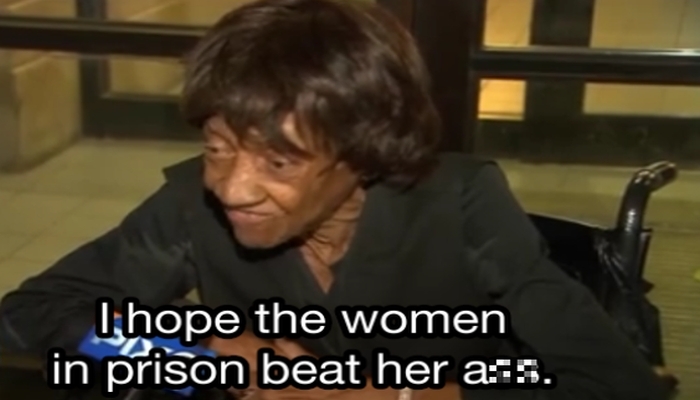 """""""I Want to Beat the Sh*t Out of Her"""": 86-Year-Old Woman Reams Out Purse Thief"""