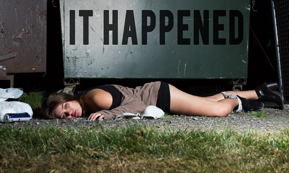 Artist Recreates Uncomfortable Scenes of College Rape Situations To Raise Awareness
