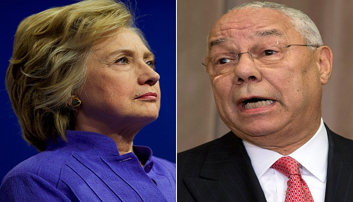 """""""Hillary Screws Up Everything"""", Colin Powell Doesn't Hold Back"""