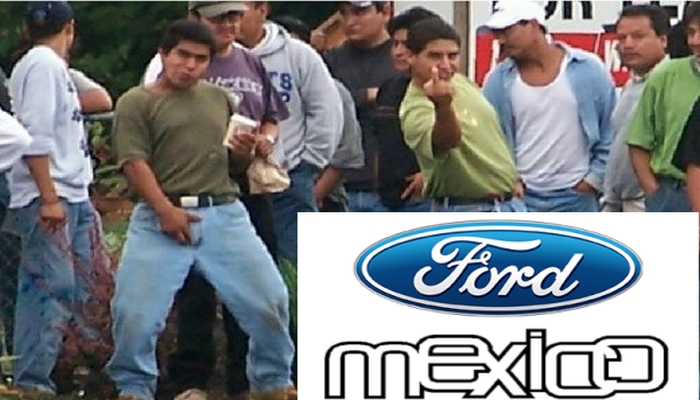Ford Motor Company Moving ALL U.S. Small Car Production to MEXICO