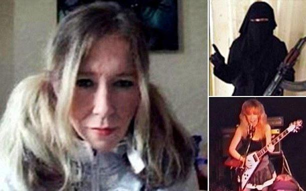 [VIDEO] Female ISIS Convert Is Training An All Female Jihadist Army