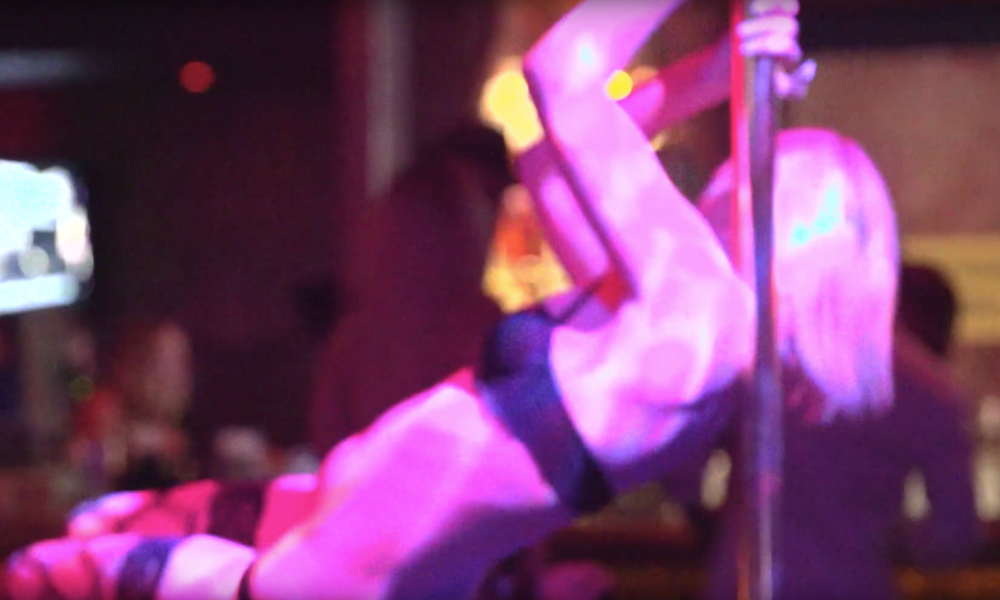 Man Lead By Stripper To Private Booth Gets Much More Than He Bargained For [VIDEO]