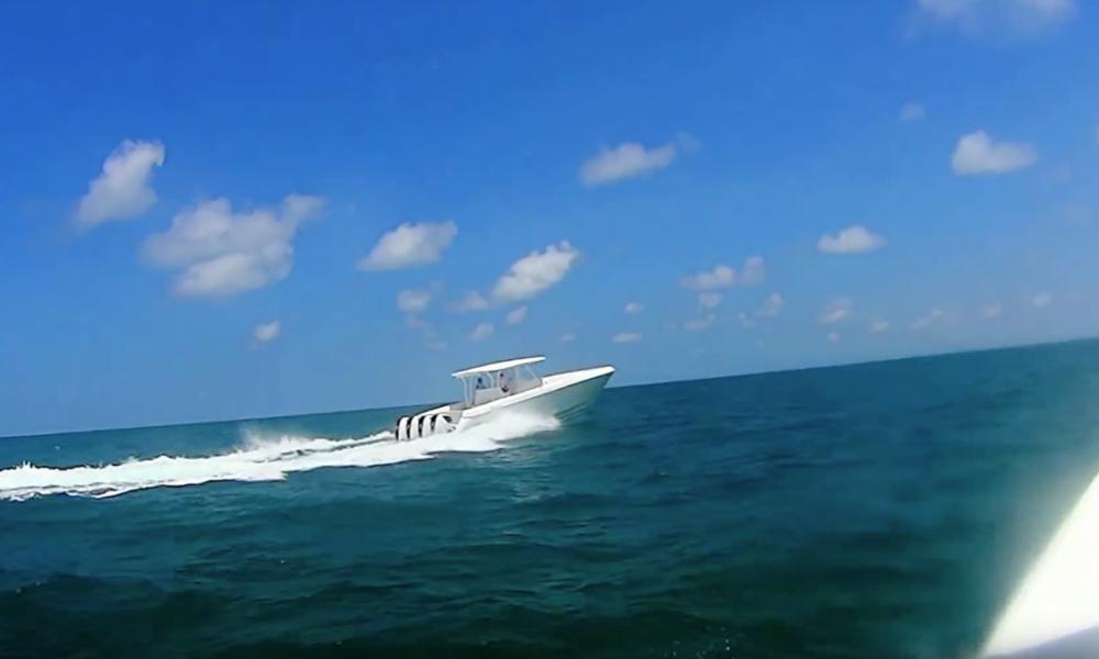 HD [VIDEO] Meet The Panacea A 2,228 HP Sea Beast