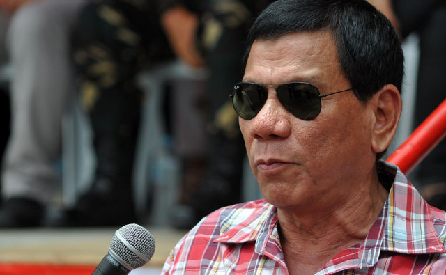 """Phillipine Pres Duterte to Obama: """"GO TO HELL"""", He'll Get Weapons Elsewhere"""