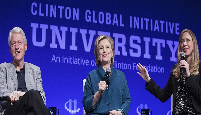 EXCLUSIVE: Only Five New Clinton Foundation Donors In Third Quarter