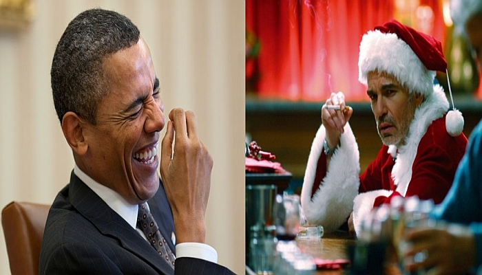 JOLLY SAINT PRICK: Obama to Slap Voters With 98 New Regs During Christmas Season
