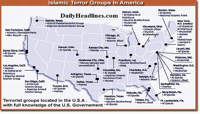 TERRORISM: Mosque Near Ohio State Campus FREQUENTLY Has Attendees With Terror Ties