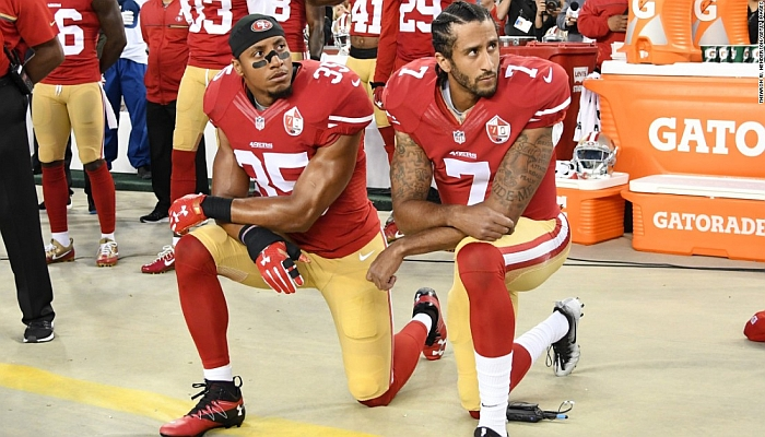 NFL Owner Bans ALL PLAYERS From Protesting The National Anthem