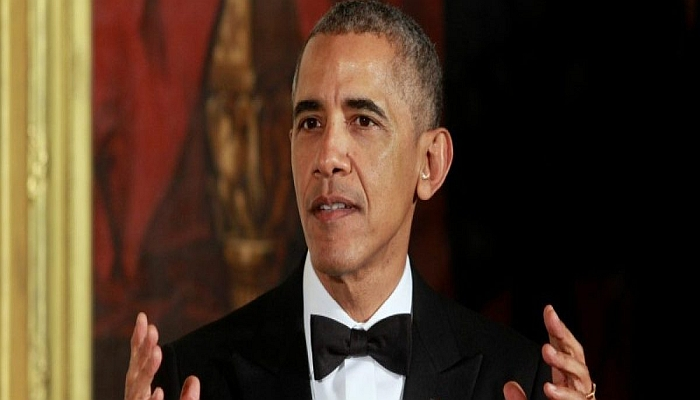 Someone Asked Obama About Reparations, and Here's How He Responded