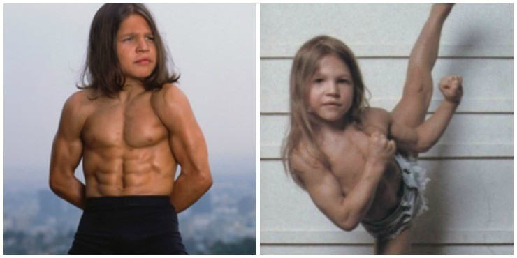 "[PHOTOS] Remember ""Little Hercules""? This Is What He Looks Like Now"