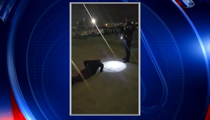 Officer Refuses to Arrest Teen For Smoking Weed, Lets Him Do Push-ups Instead [VIDEO]