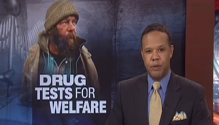 Texas Joins Other States In Considering Drug Tests For Welfare Recipients
