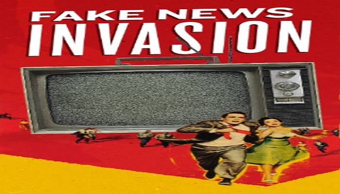 Mainstream Media and The Fake News Paradigm