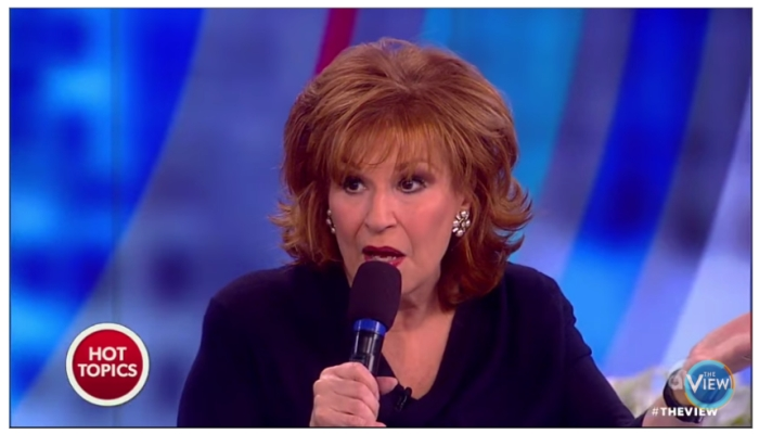 """Joy Behar: """"Before He Gets Nuclear Launch Codes, Trump Has to Step Down"""" [VIDEO]"""