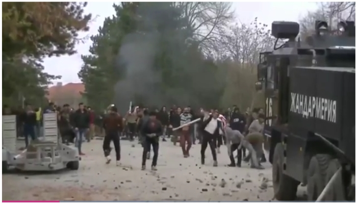 """""""SEND THEM BACK"""": Bulgaria Orders Mass 'REFUGEE' Deportations After Muslims Riot, Attack Police"""