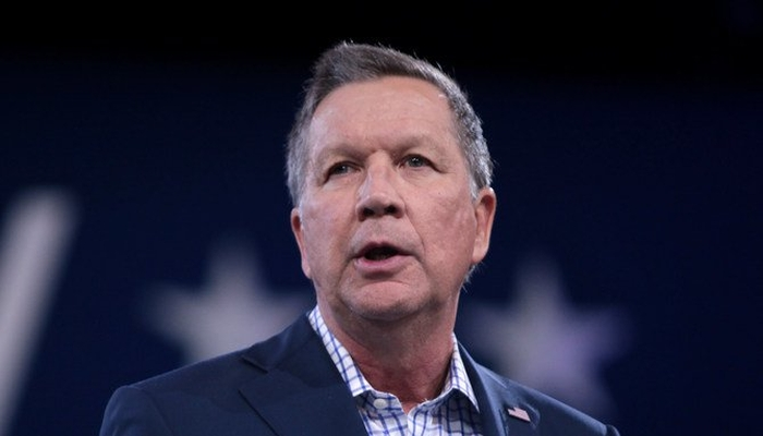 "Kasich to Electoral College: ""Our Country Had An Election and DONALD TRUMP Won"""