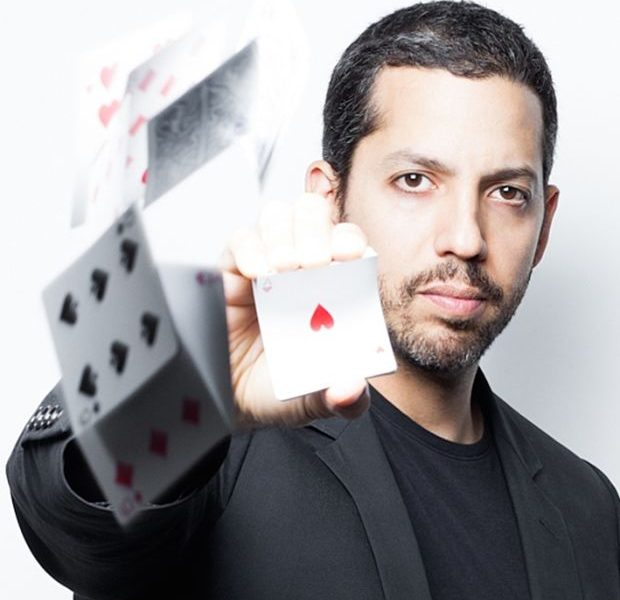 David Blaine Totally Blows Magic Trick During Live Stream To Facebook