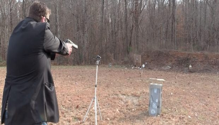 Can A .50 Caliber Bullet Penetrate Bulletproof Glass? This Video Provides The Answer