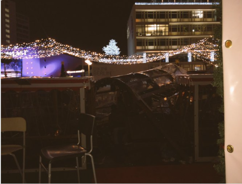 [VIDEO] People Crushed As Truck Plows Into Crowd at Christmas Market