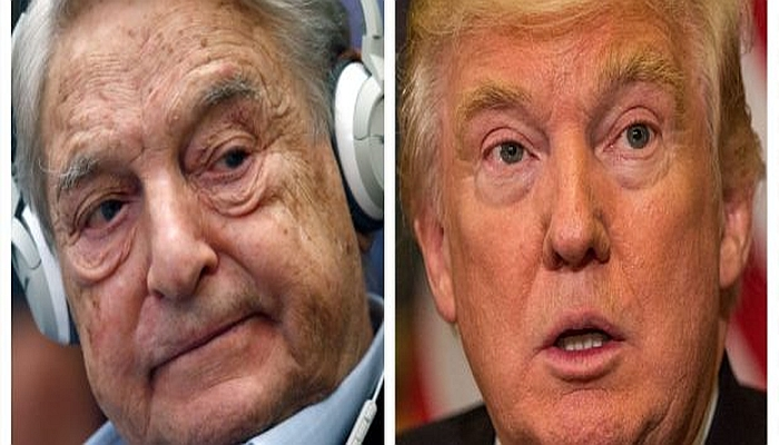 """George Soros says Trump Is """"Would-Be Dictator"""" and """"Con Artist"""""""