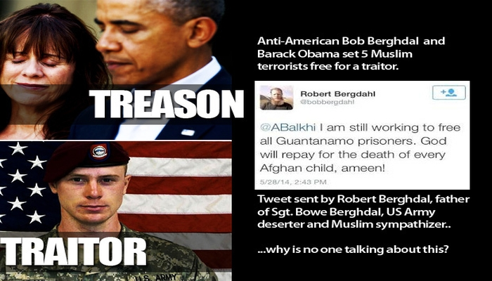 Here Is Why The Traitor, Bowe Bergdahl, Has Virtually NO CHANCE of Being Pardoned