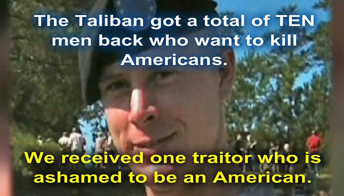 American Traitor, Bowe Bergdahl, Is BEGGING Obama For A PRESIDENTIAL PARDON