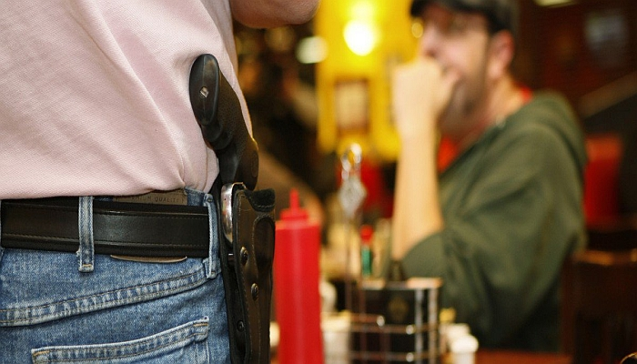 KORWIN: We Must STOP National Concealed Carry Reciprocity