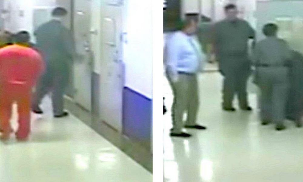 Army Vet Sentenced to Night In Jail, Hidden Camera Captures Judge Entering His Cell [VIDEO]