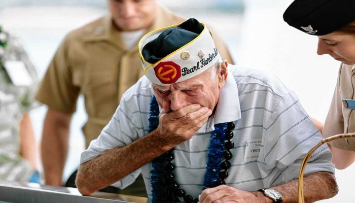 """It Is Barack Obama Who Veterans Want to """"Get Over"""""""