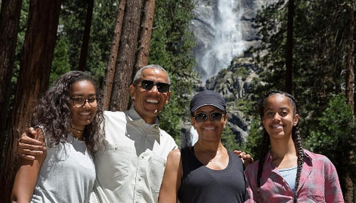 The Obama's Have Only Spent $85 MILLION On Vacations In 8 Years