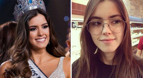 [PHOTOS] What Beauty Queens Look Like On Their Days Off