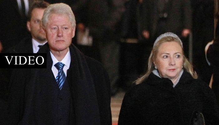 BRUTAL Karma Strikes Bill & Hillary Clinton Days Before Trump Inauguration