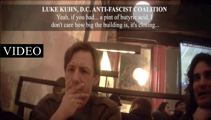Liberals Planning Acid Attacks During Trump's Inauguration [VIDEO]