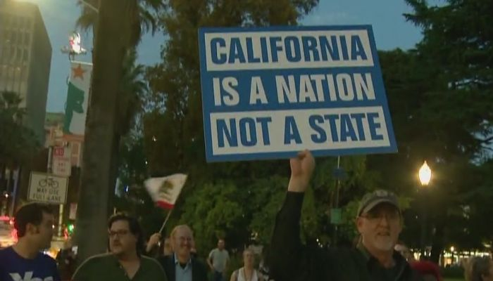 One in Three Californians Pushing For State Secession; Would You Support It?