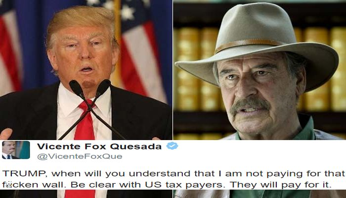 "Former Mexican President Trolls Trump: ""Are You a Legitimate President?"""
