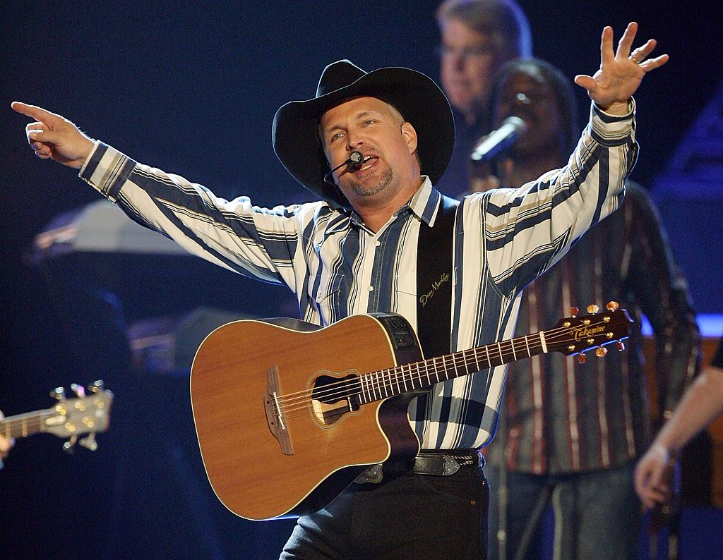 Garth Brooks was approached about performing the inauguration, but ultimately declined an offer. (Photo: Getty Images)
