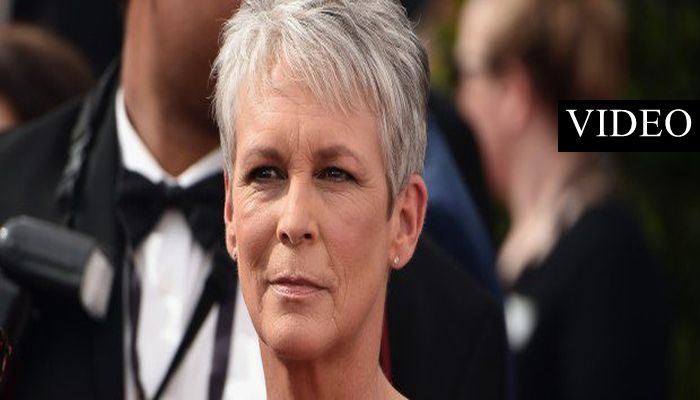 """Has-Been Jamie Lee Curtis Puts Trump On Notice: """"We Are NOT Going…"""" [VIDEO]"""