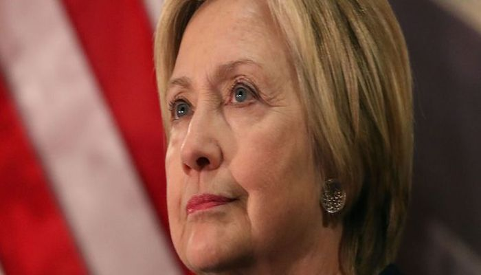 Hillary Just Sent A Message To All The Anti-Trump Protesters