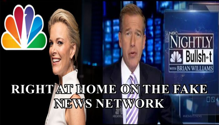 Megyn Kelly Joins Fake News Network At NBC — Twitter EXPLODES