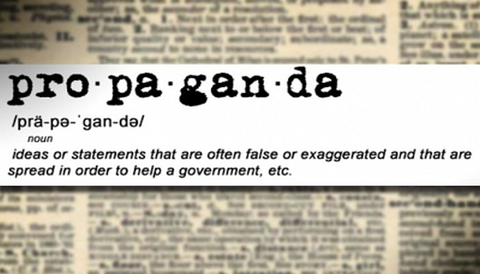 Mainstream Media – The Merchants of 'Fake News'