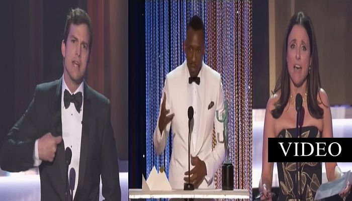 """Celebs Claim To Be """"An American Patriot"""", Then """"Welcome"""" ILLEGALS To America At SAG Awards"""