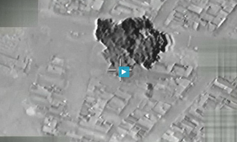 Turkey Takes Revenge To The Next Level Bombing 100 ISIS Camps Hours After Nightclub Attack [VIDEO]
