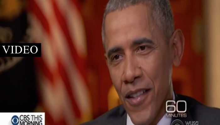 Obama Lectures 60 Minutes — Trump Must Not Do THIS In the White House [VIDEO]