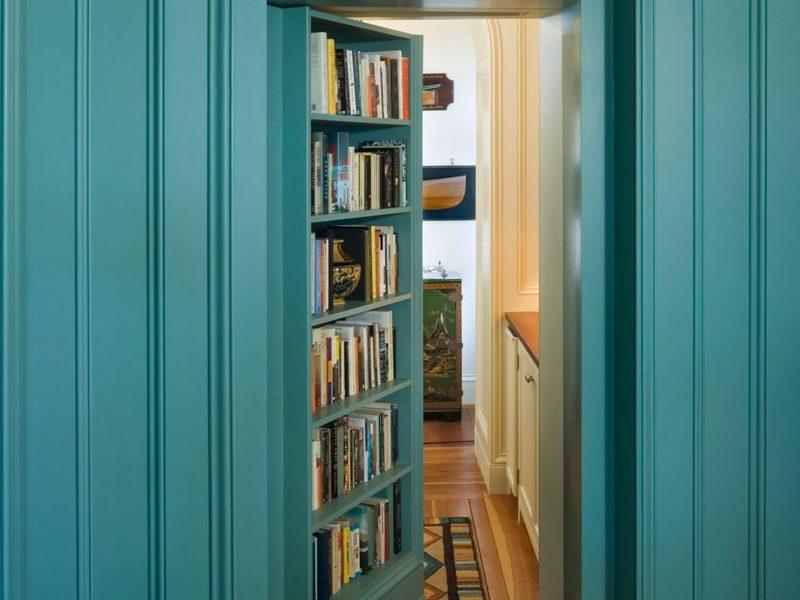 14 of The BEST Hidden Room Bookcase Entrances [PHOTOS]