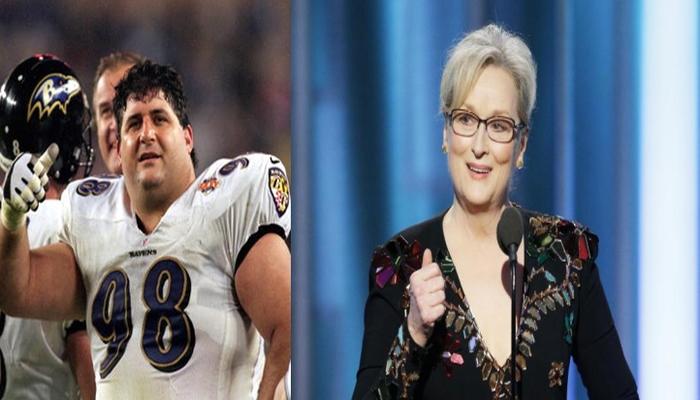 This Former NFL Star Just DESTROYED Meryl Streep