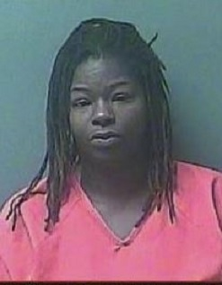 Woman Arrested After Boyfriend's Testicle Drops On Ground In Front Of Police